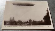 Locomotion Aérienne - Le Zeppelin II Dirigeable Allemand à Friedrieshafen - Dirigibili