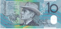 Australia - Pick 58a - 10 Dollars 2002 - Unc - Decimal Government Issues 1966-...