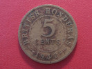 British Honduras - 5 Cents 1942 George VI 3467 - Honduras