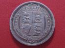 Grande-Bretagne - UK - 6 Pence 1887 Victoria 3606 - 1816-1901: 19. Jh.