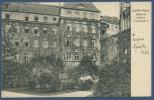 Lette-Haus Berlin Viktoria-Luise-Platz, Gelaufen 1916 (AK800) - Schoeneberg