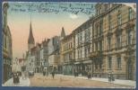 Dortmund Münsterstraße Apotheke, Gelaufen 1922 (AK849) - Dortmund