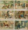 Liebig 1910 Sanguinetti N. 1009 € 7 Nei Beati Tempi Antichi  (Italia) - Liebig