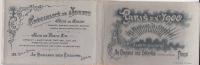 """ALBUM ILLUSTRE DE 30 GRAVURES DE L'EXPOSITION DE PARIS 1900 - PUB """"AU PARADIS DES ENFANTS"""", JOUETS Et JEUX - Advertising"""