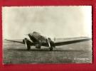 HAP-01  Potez 56 SA T3. Bimoteur Monoplan.Avion à Hélice.  Rayon D'action 600 Km Plafond 6000m  Non Circulé.Sepheriades - 1919-1938: Entre Guerres