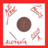 ALEMANIA - DEUTSCHES REICH -  AÑO 1905 - [ 2] 1871-1918 : Imperio Alemán