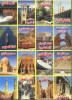 Stickers From Egypt 56 Pics See Scan Egypte - Stickers