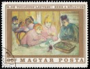 HUNGARY - Scott #1976 These Women By Toulouse-Lautrec (*) / Used Stamp - Moderni