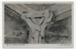 (RECTO / VERSO) LUXEUIL LES BAINS EN 1946 - N° 107 - LES TROIS LAPINS - LEGER PLIS - CPA - Luxeuil Les Bains