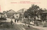 Chatenois Le Haut Bourg Croix De Saint Marc - Chatenois