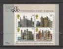 ENGLAND / U.K., 1980, Special Sheet, MNH !! - Grossbritannien