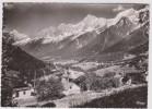 Haute  Savoie :  LES   HOUCHES  :vue - Les Houches