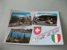 DOGANA  CONFINE ITALIANO SVIZZERO COMO PONTECHIASSO AUTO CAR  VEDUTINE - Dogana