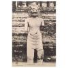 Angkor Vat  Statue De Rabou  30  L. Crespin  Saigon - Cambodge