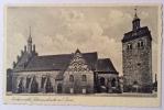 Luckenvalde Johanni's Kirche Mit Turm Viaggiata Priva Di F.bollo F.p. - Teltow