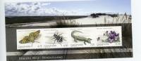 Danemark 2007-Insecte,papillon,lézard,pensée-YT B33***MNH - Altri