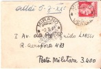 BUSTA Originale Del 1942 Spedita Con Posta Militare All'aviere GUIDO LIESSI - Aviazione