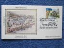1984 Great Britain - Urban Renewal (Architecture) - Benham Silk FDC - 31p Perth - FDC