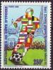 COTE D´IVOIRE 1998: Coupe Du Monde De Football - Côte D'Ivoire (1960-...)