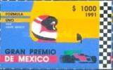MEXIQUE 1991** - Cars