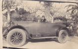 13. LA CIOTAT. CARTE PHOTO DE 1931 PARC DU GOLF HOTEL  VOITURE GROS PLAN A IDENTIFIER.  TRES BEAU - La Ciotat