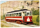 Gateshead & District TRAMWAY Company: Single-deck TRAMCAR No. 5  - England - Strassenbahnen