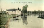 Postkaart / Postcard / Carte Postale / La Cuisine / Bords De La Semois / Le Moulin / Ed. Grand Bazar Anspach / Niet Verz - Belgique