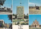 Pristina Old Postcard Travelled 19?? Bb151026 - Kosovo