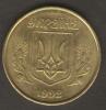 UCRAINA 50 KOPIYOK 1992 - Ucraina