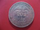 Colombie - 50 Centavos 1922 - Trace De Monture 4160 - Colombia
