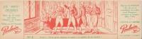 CHOCOLAT POULAIN - Carton 8 X 29 Cm - Les Mots Célèbres - Danton, Robespierre - Poulain