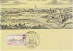 Berlin 1982 750Y Stadt Spandau  1v Maximum Card (17520) - [5] Berlijn