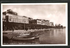 Cartolina Siracusa, Passeggiata A Mare (Foro Vittorio Emanuele II.) - Siracusa
