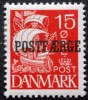 Denmark 1927  Parcel Post (POSTFÆRGE).   Minr.12 MH  (** )  ( Lot  C 200 ) - Parcel Post