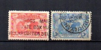 Australia   1931.-   Y&T  Nº    75/76 - 1913-36 George V : Heads
