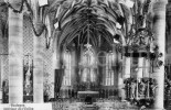 Postkaart / Postcard / Carte Postale / Bastogne / Bastenaken / Intérieur De L'église / Ed. Gerardy Mayeres / 1911 - Bastenaken