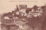 COURRENSAN  VILLAGE ET CHATEAU (DIL57) - France