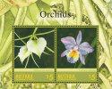 MUSTIQUE Of ST.VINCENT ; SCOTT # ; IGPC 1415 S ; MINT N H STAMPS ( FLOWERS ; ORCHIDS - St.Vincent & Grenadines