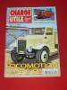 CHARGE UTILE N°163 /2006 CAMION ETS FRIDERICI VAUD NYONS  / BUS / ROCHET SCHNEIDER  LYON /POMPIER BERLIET / CIRQUE RANCY - Auto/Moto