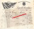 30 - NIMES - FACTURE LEOPOLD LANDAUER - MANUFACTURE VETEMENTS- 1903 - France
