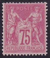 SUPERBE N° 71 Neuf ** Signé 3 Fois Dont C.CALVES - Voir Verso - - 1876-1878 Sage (Typ I)