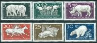 DDR 1956 Animals MNH** - Lot. 3949 - [6] République Démocratique