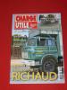 CHARGE UTILE N°166 /2006 CAMION ETS RICHAUD MONTFAVET / TAXI CITROEN / BUS BERLIET PCM /POMPIER BERLIET / CIRQUE - Auto/Moto