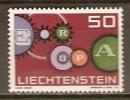 LIECHTENSTEIN    -    EUROPA    -   1961 .   Y&T N° 364 ** - Liechtenstein