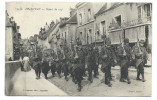 ARGENTAN (Orne) - Départ Du 104e Régiment D'Infanterie - Belle Animation - Argentan