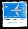 7142 - Swiss 1960  Mi.# 695**  ( Cat. 3.50€ ) - Ungebraucht