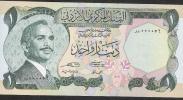 JORDAN P18e  1  DINAR   1975 Signature 18  #000056   UNC. - Jordanie