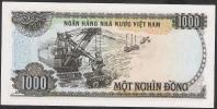 VIETNAM P102   1000   DONG   1987    UNC. - Viêt-Nam