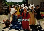 85 -  CERCLE VENDEEN DE LA ROCHE-SUR-YON - COSTUMES 1835. - (voir Scan Recto-verso). - La Roche Sur Yon