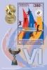 Armenia 2015. 6th Pan-Armenian Games (tennis, Soccer, Shooting, Golf, Cycling, Volleyball, Sport, Flag) MS (Bl) Mnh** - Armenia